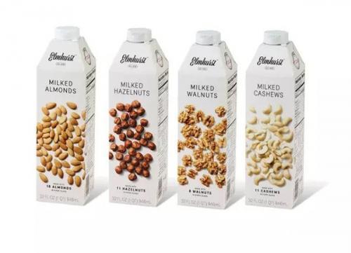 康美纸瓶灌装的植物蛋白饮料在美国面市
